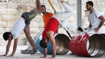 The Palestinian Circus School