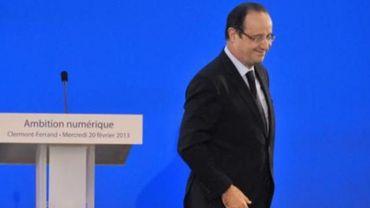 François Hollande va recevoir un prix pour la paix de l'Unesco