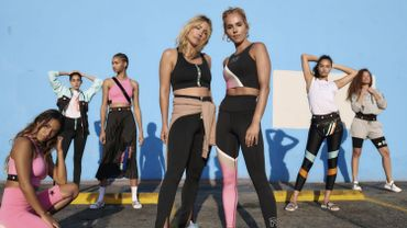 Les looks de la collection P.E Nation x H&M