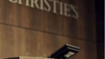 La prestigieuse maison Christie's à Londres