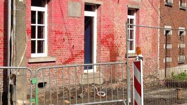 La maison Van Gogh à Colfontaine n'est pas encore accessible et ne le sera pas avant plusioeurs semaines