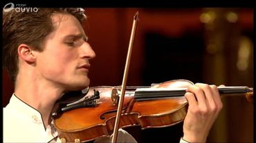 Lorenzo Gatto en finale du Concours Reine Elisabeth 2009