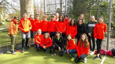 La délégation belge a décroché plusieurs médailles tout au long de la semaine.