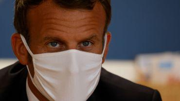 Coronavirus en France: Emmanuel Macron annoncera de nouvelles mesures ce mercredi, vers un reconfinement?