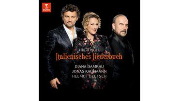 Hugo Wolf - Italienisches Liederbuch - Diana Damrau, Jonas Kaufmann, Helmut Deutsch