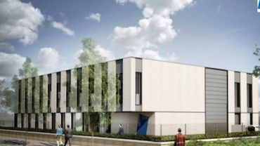 D'ici deux ans et demi, sous le Boulevard Simonet à Anderlecht, un dépôt de 700 mètres de long sera prêt à l'emploi.