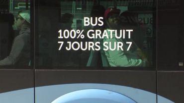 Dunkerque fait le choix des bus gratuits, avec succès