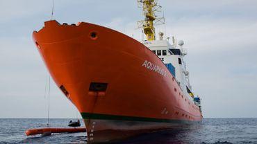 Aquarius: la vice-présidente du Panama justifie le retrait de pavillon