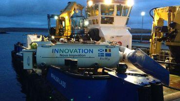 Ideta a décidé d'investir dans un projet de ferme hydrolienne au large des îles Shetland.