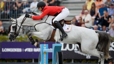 Jumping : Grégory Wathelet s'offre le Grand Prix du Portugal