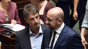 Olivier Chastel, président du MR : « La N-VA a choisi de se mettre en position de campagne électorale »