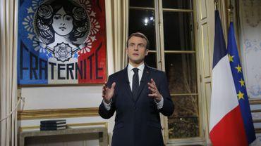 Calendrier Meeting Macron 2019.Macron 2019 L Annee De Tous Les Dangers