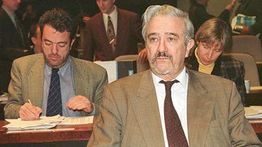 Serge Moureaux en 1998
