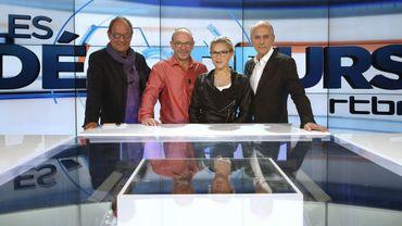 Les Décodeurs: Koen Geens, Médor et Philippe Moureaux