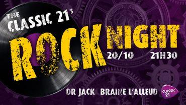 The Classic 21's Rock Night