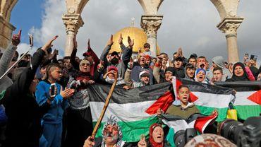 Quatre Palestiniens tués lors de la mobilisation du 15 décembre