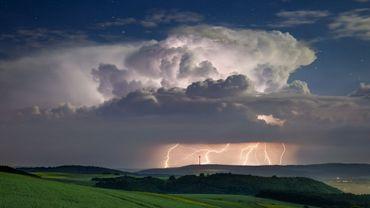 S.O.S. Chasseur d'orage
