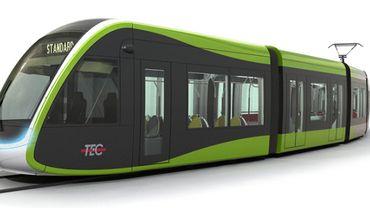 le tram de Liège sera fabriqué par Alstom