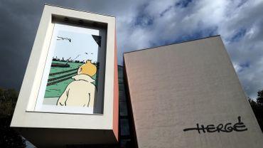 Une exposition consacrée à Tintin au musée de l'aéronautique de Toulouse