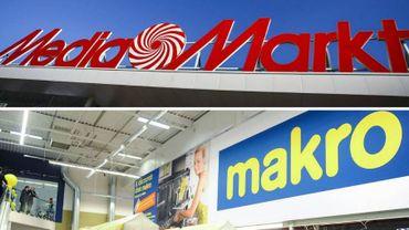 """A Alleur, Makro a décidé de céder sa division """"électroménager et multimédia"""" à Media Markt."""