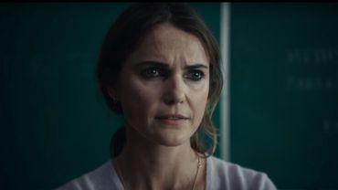 """Keri Russell incarne le personnage principal, Julia Meadows dans le film d'horreur """"Antlers""""."""
