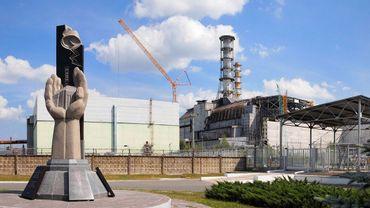 Une nouvelle centrale à Tchernobyl, à 100 mètres du réacteur, mais solaire, cette fois