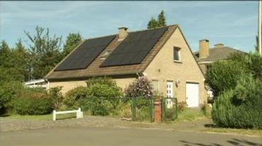 Le soutien public à l'installation de panneaux solaires va diminuer en Wallonie