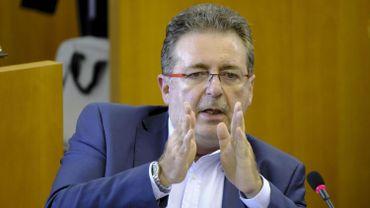 """Vervoort: """"Ce n'est pas le PS qui a fauté mais des membres qui ont commis des actes inacceptables"""""""