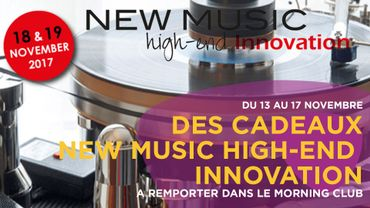 Des cadeaux New Music High-End Innovation