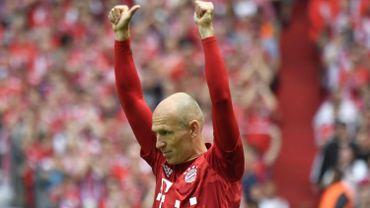 Arjen Robben met un terme à sa carrière à 35 ans
