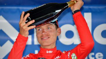 Martin vise la passe de trois au Tour de Belgique