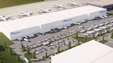 Record de marchandises transportées à Liege Airport en 2019