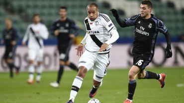 Football : Vadis buteur contre le Real Madrid