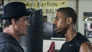 """L'univers reste celui de """"Rocky"""", un film de boxe s'achevant par une longue préparation et un combat"""