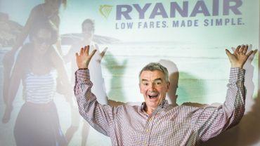 Le directeur général de la compagnie, Michael O'Leary, a prévenu que Ryanair allait freiner son développement au Royaume-Un.