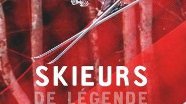 """Skieurs de légende"" - Glénat"