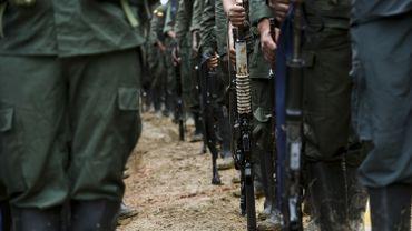La notification s'adresse à 31 dirigeants de l'ex-guérilla marxiste visés par une procédure pour enlèvements.