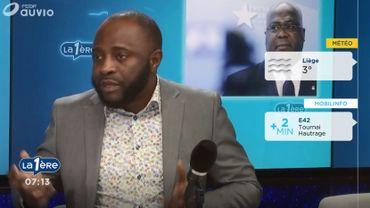 Elections en RDC: Félix Tshisekedi en tête des résultats, selon son porte-parole