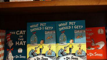 Retrait de bandes dessinées de Dr. Seuss contenant des stéréotypes raciaux
