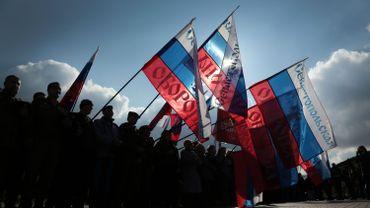Ukraine: l'UE prolonge d'un an ses sanctions après l'annexion de la Crimée par la Russie