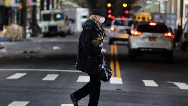 L'état de New York compte ce samedi 630 décès supplémentaires.