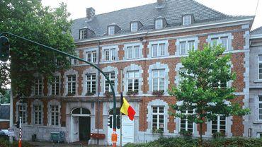 Les archives de l'État quitteront bientôt le bâtiment mis à disposition par la ville d'Eupen (photo), qu'elles occupent depuis 1989, pour rejoindre l'ancien Parlement.