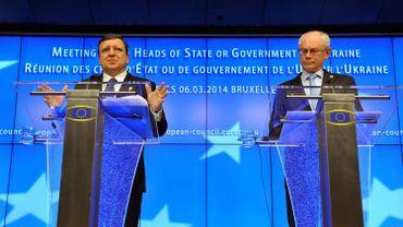 L'Union Européenne a lancé une menace graduelle à la Russie et exige des résultats rapides.