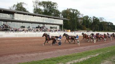 9 courses de trot sont programmées aujourd'hui à l'Hippodrome de Wallonie