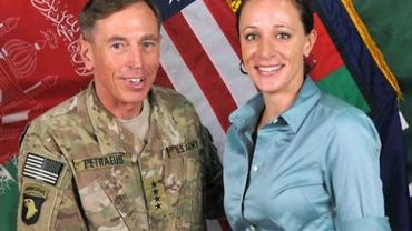 Le général Petraeus et Paula Broadwell
