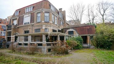 La Villa Dewin est un chef d'oeuvre de l'architecture Art déco à Bruxelles.