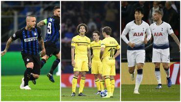Witsel et Dortmund freinés par l'Atlético, Tottenham a eu chaud, le Barça 1er qualifié