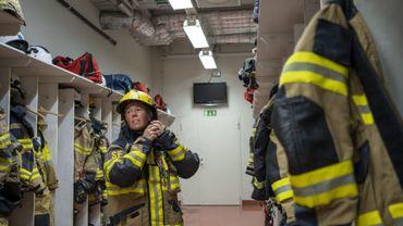 Les pompières de Bruxelles sous le feu des discriminations et insultes sexistes