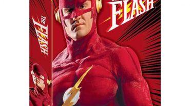 John Wesley Shipp avait endossé le costume écarlate de 'Flash' dans une série diffusée entre 1990 et 1991 sur CBS
