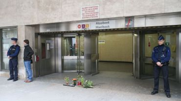 Bruxelles: la seconde bombe du métro aurait été jetée dans les toilettes